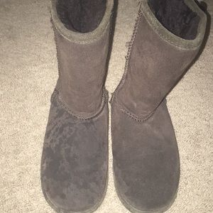 bear paw brown boots